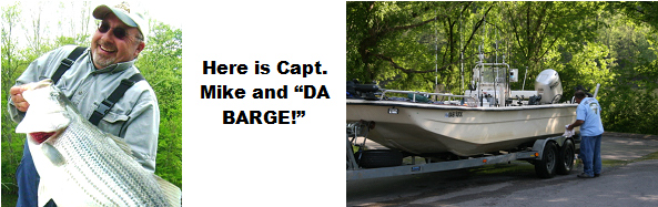 Capt. Mike and Da Barge